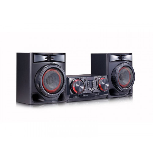 Minicomponente 5,500 watts (480 w rms). btooth multiple. karaoke