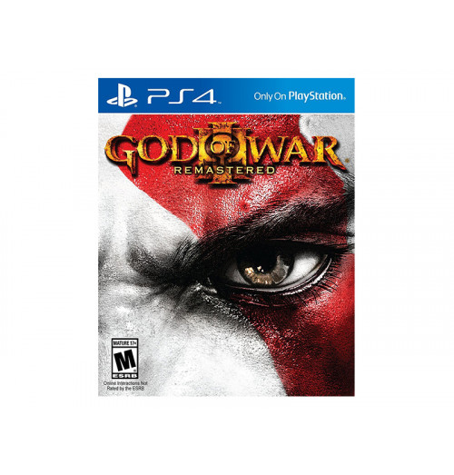 PS4 God of War 3 Remastered