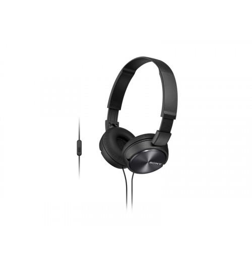 AUDIFONO SONY ON-EAR NEGRO CON MICROFONO