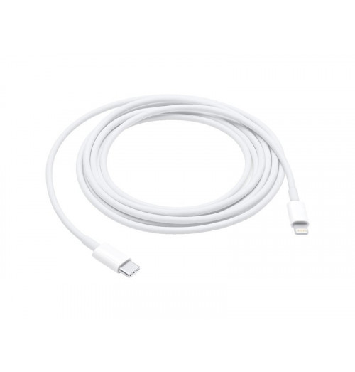 Cable Lightning A Cable Usb Tipo C (2.0 Mts)