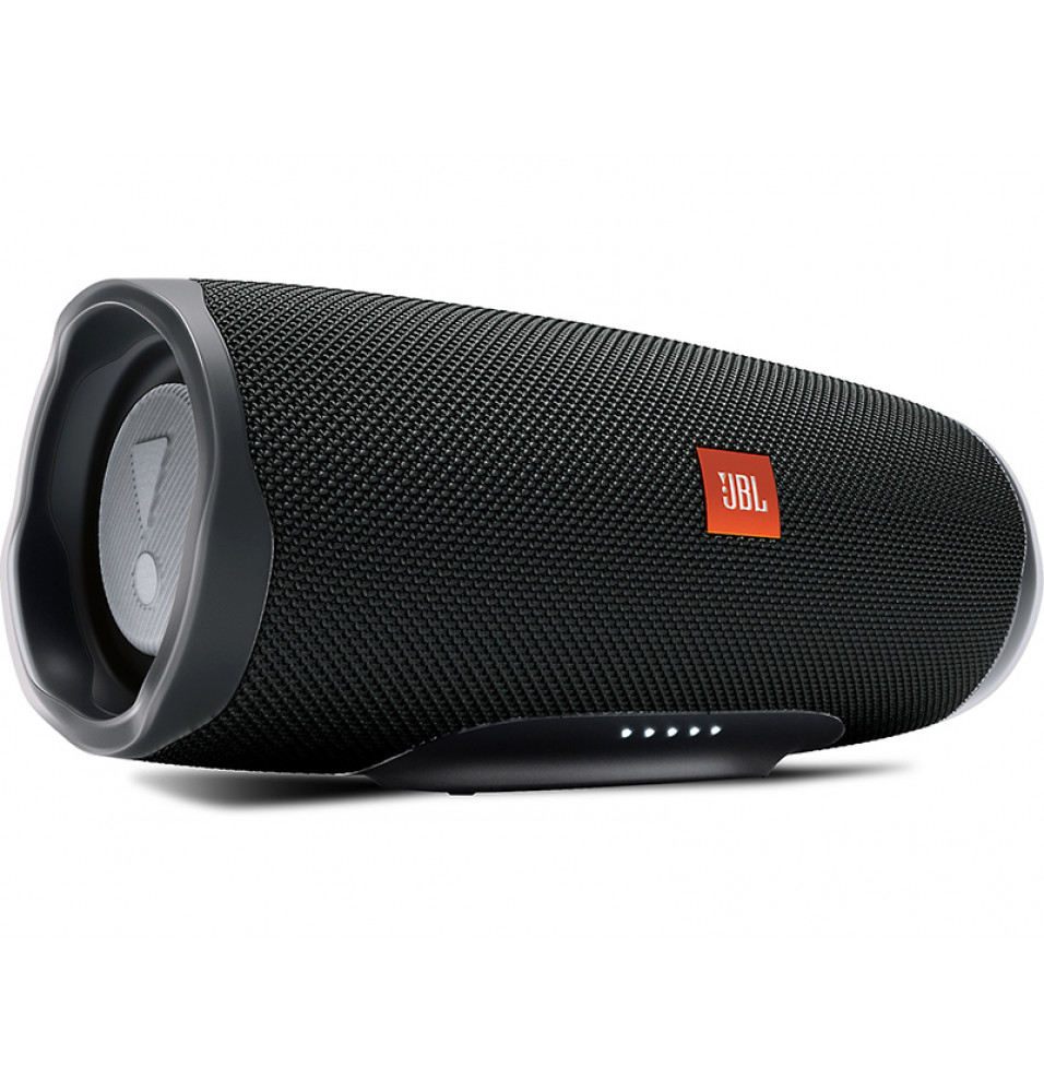 Bocina JBL Charge 4 negra inalambrica con Bluetooth