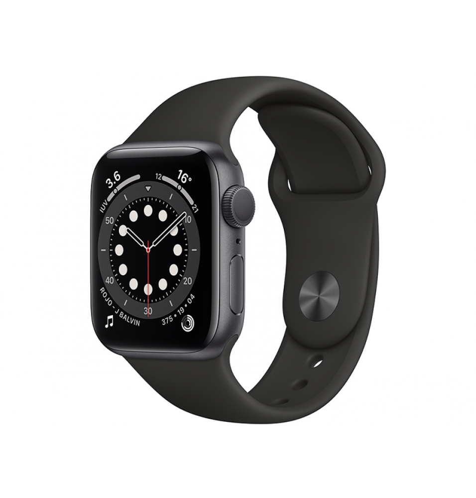 Apple Watch Serie 6 Gps, 44Mm -Space Gray-