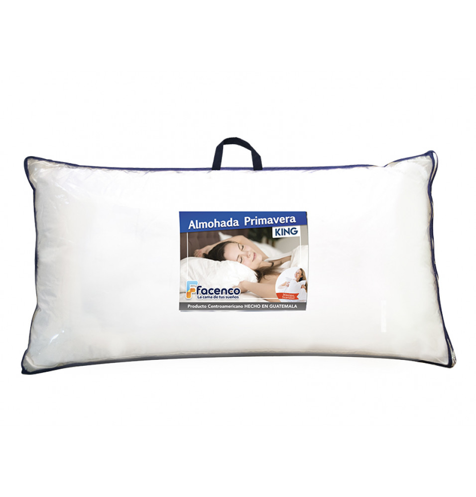 ALMOHADA PRIMAVERA KING FACENCO