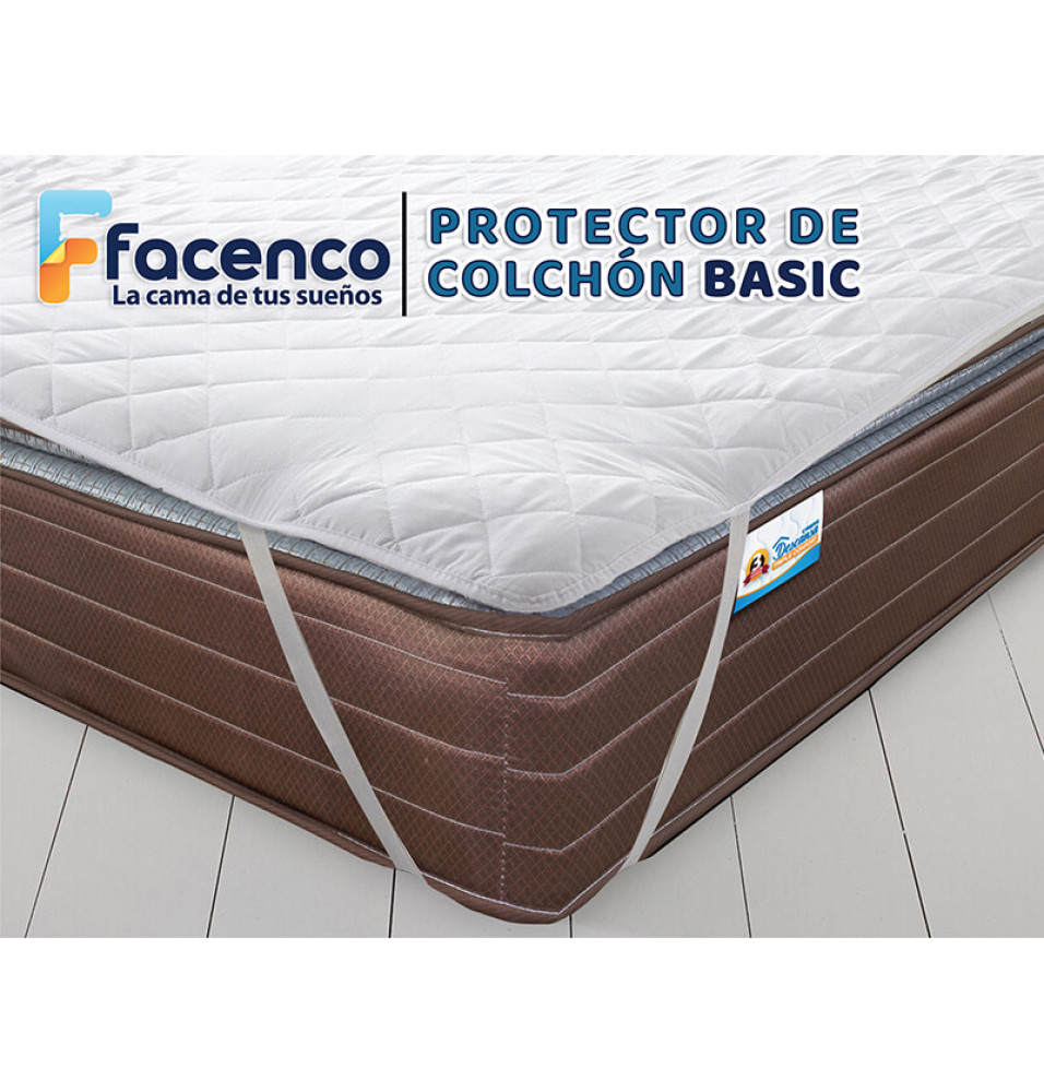 COBERTOR PROTECTOR BASIC IMPERIAL FACENCO