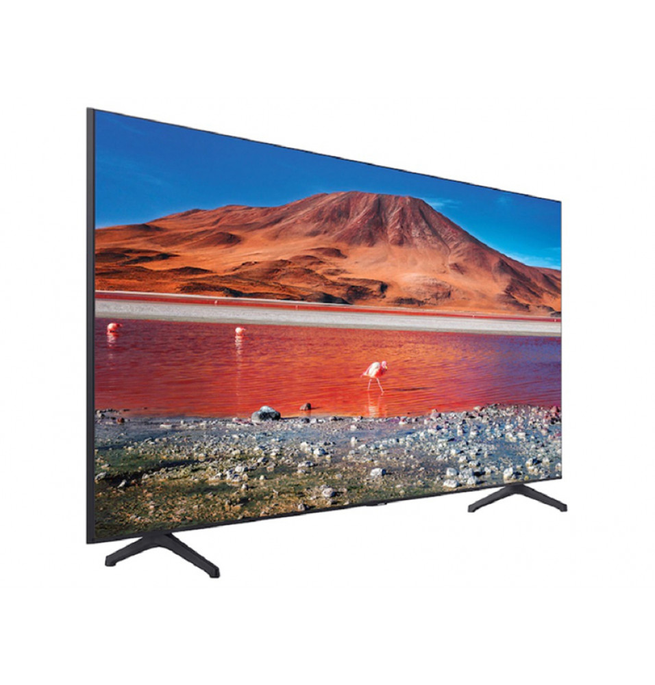 "Samsung UN70TU7000 70"" Smart LED TV Crystal 4K-Ultra HD con Bluetooth"
