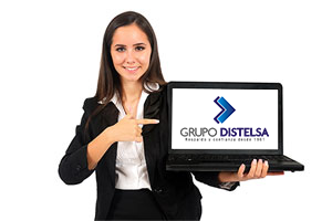 Respaldo de Grupo Distelsa