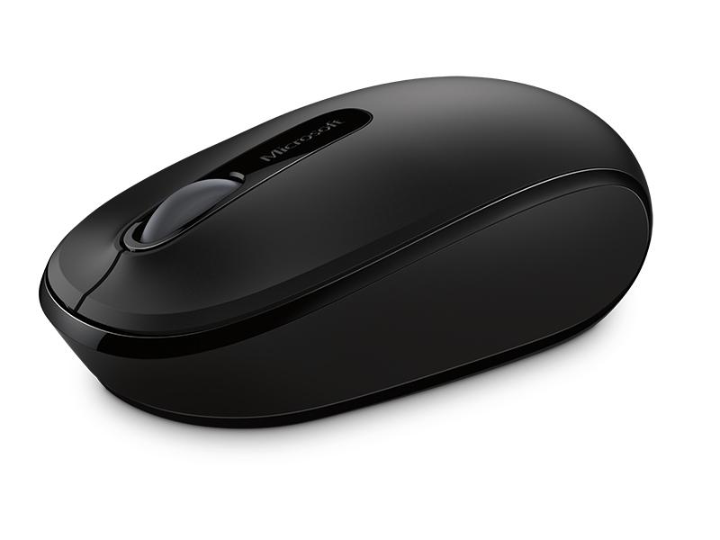 Fotografía frontal del Mouse 1850 de Microsoft